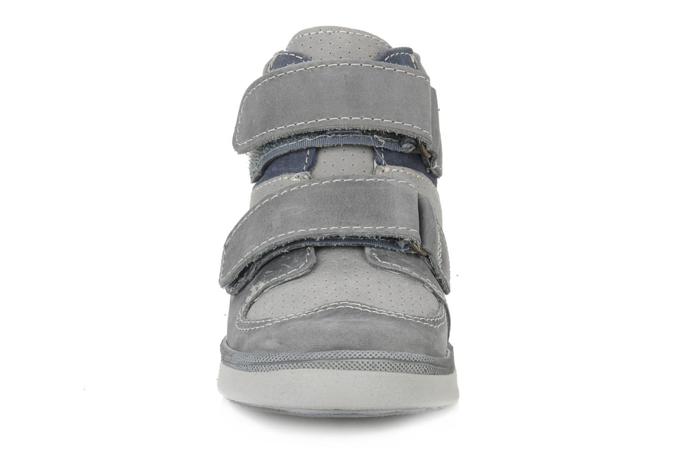 Schoenen met klitteband Babybotte Ari Grijs model