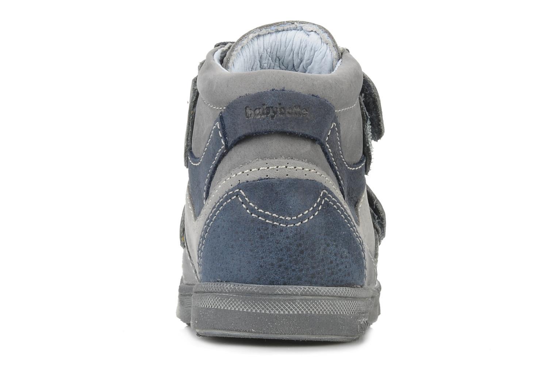 Schoenen met klitteband Babybotte Ari Grijs rechts