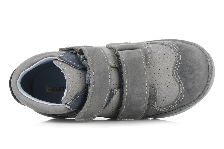 Schoenen met klitteband Babybotte Ari Grijs links