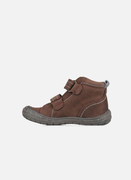 Schoenen met klitteband Babybotte Axyon Bruin voorkant