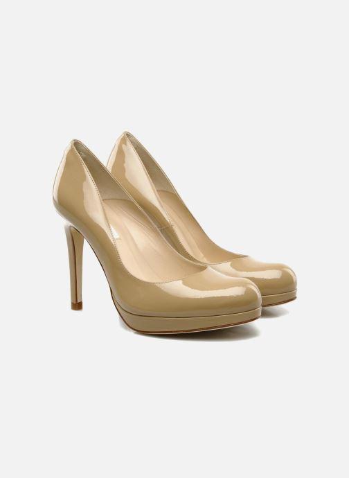 High heels L.K. Bennett Sledge Beige 3/4 view