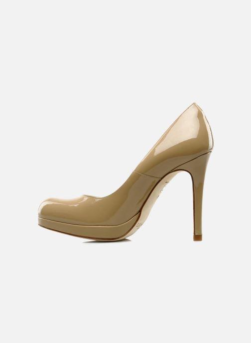Zapatos de tacón L.K. Bennett Sledge Beige vista de frente