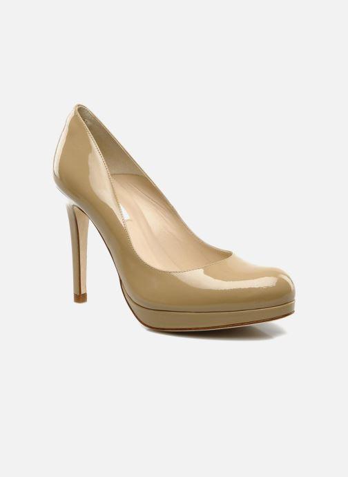 dbdf8bb3dd5 L.K. Bennett Sledge (Beige) - High heels chez Sarenza (85954)