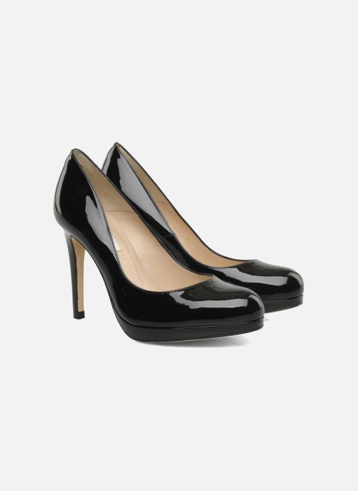 Zapatos de tacón L.K. Bennett Sledge Negro vista 3/4