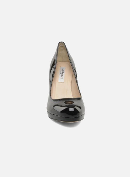 Escarpins L.K. Bennett Sledge Noir vue portées chaussures