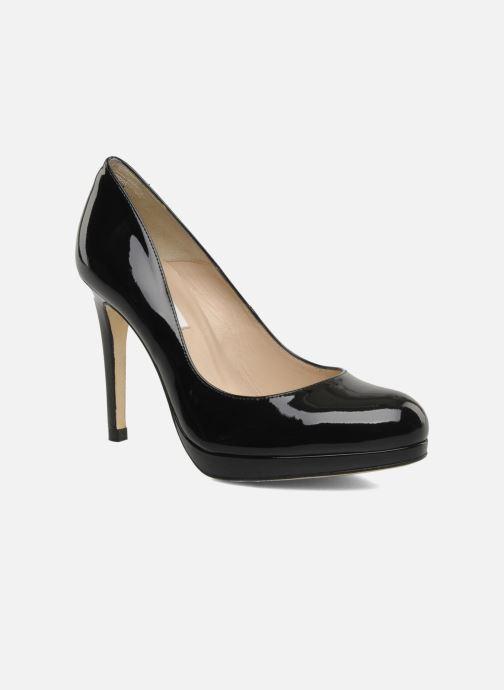 Zapatos de tacón L.K. Bennett Sledge Negro vista de detalle / par