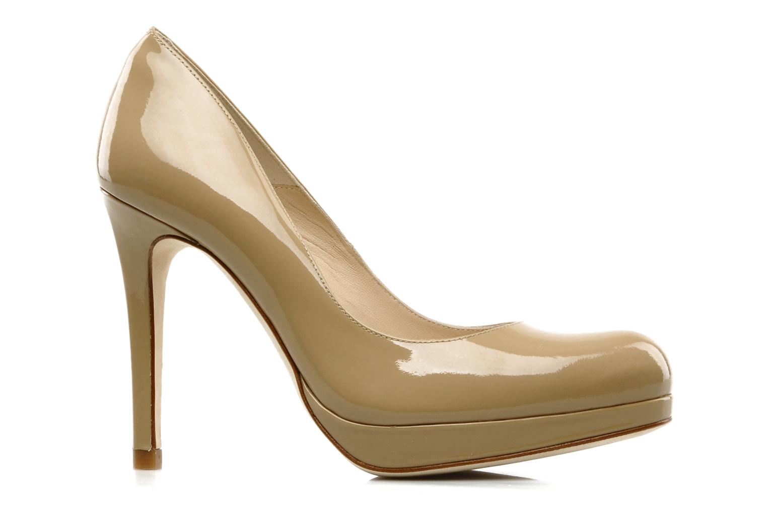 High heels L.K. Bennett Sledge Beige back view