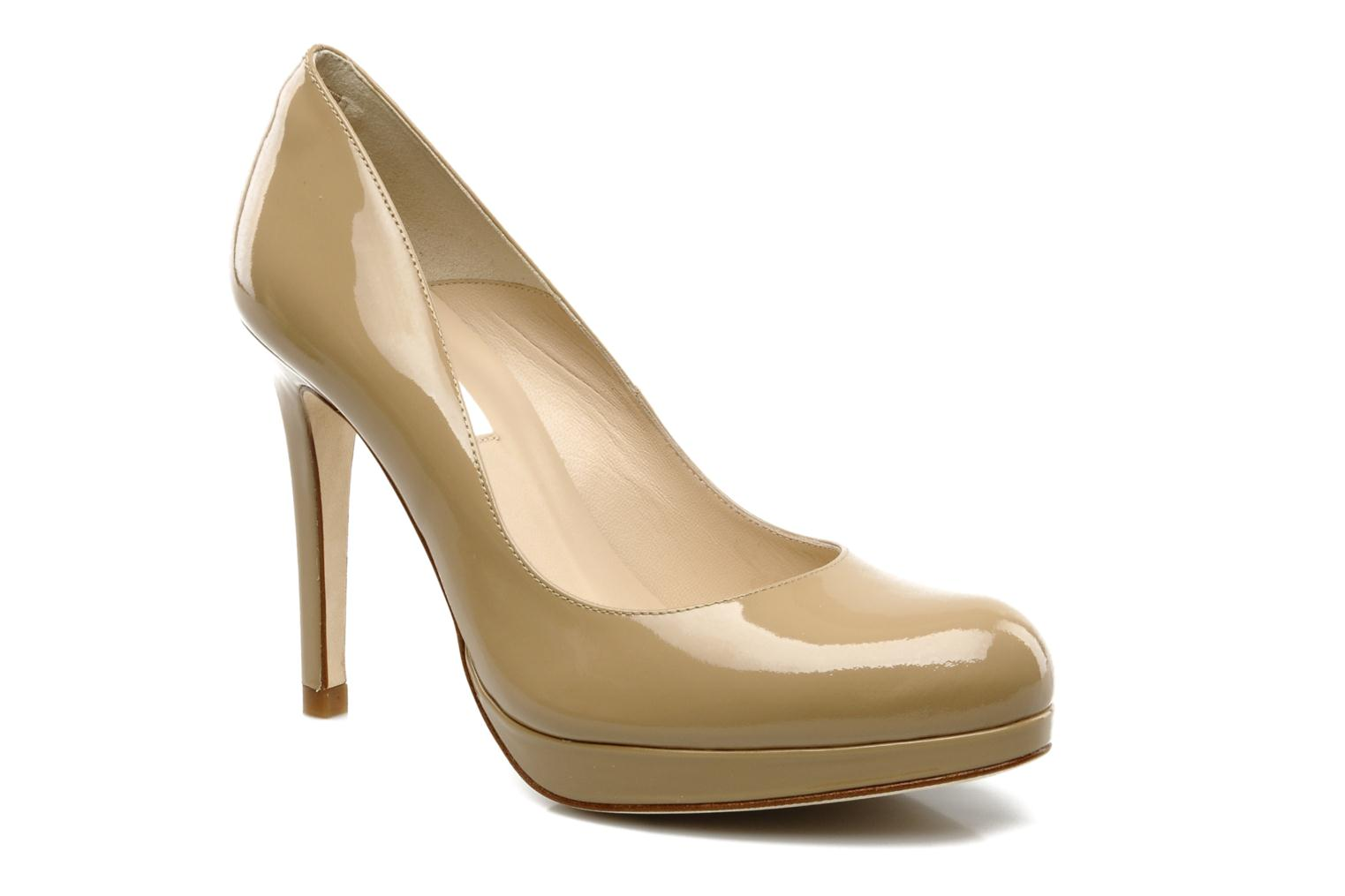 High heels L.K. Bennett Sledge Beige detailed view/ Pair view