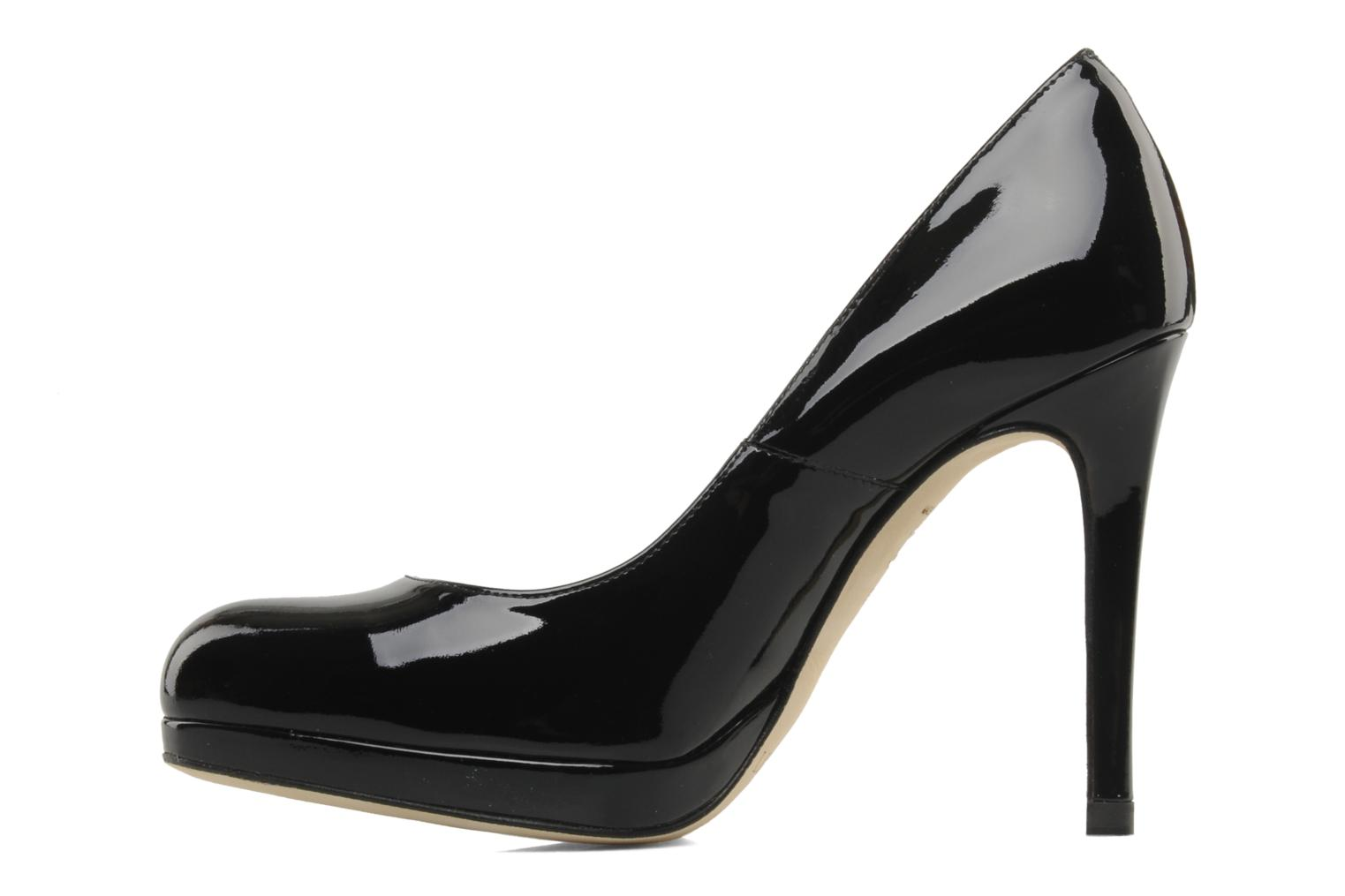 High heels L.K. Bennett Sledge Black front view