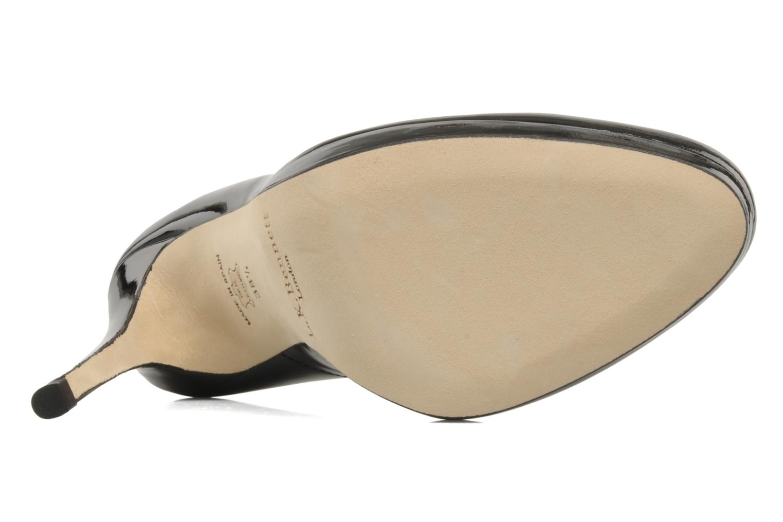 Zapatos de tacón L.K. Bennett Sledge Negro vista de arriba