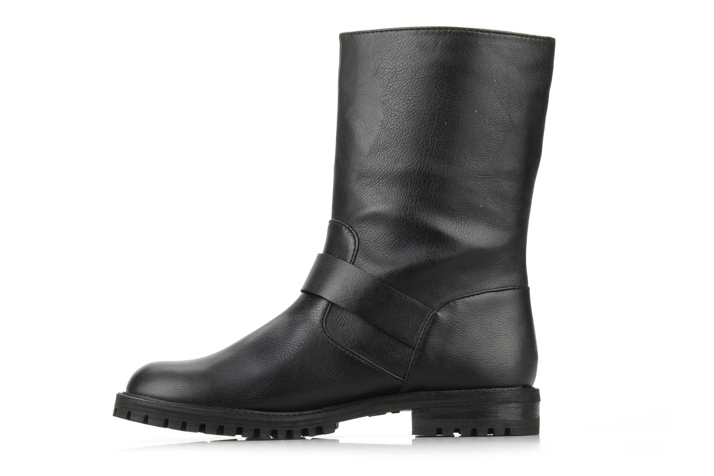 Boots en enkellaarsjes Esprit Maddison bootie Zwart voorkant
