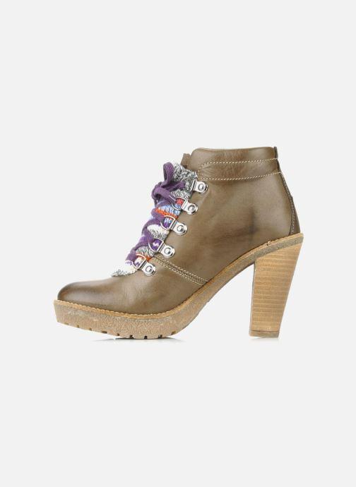 Mikaela Bottines Boots Elfort Peltro Leather Et dCoBxerW
