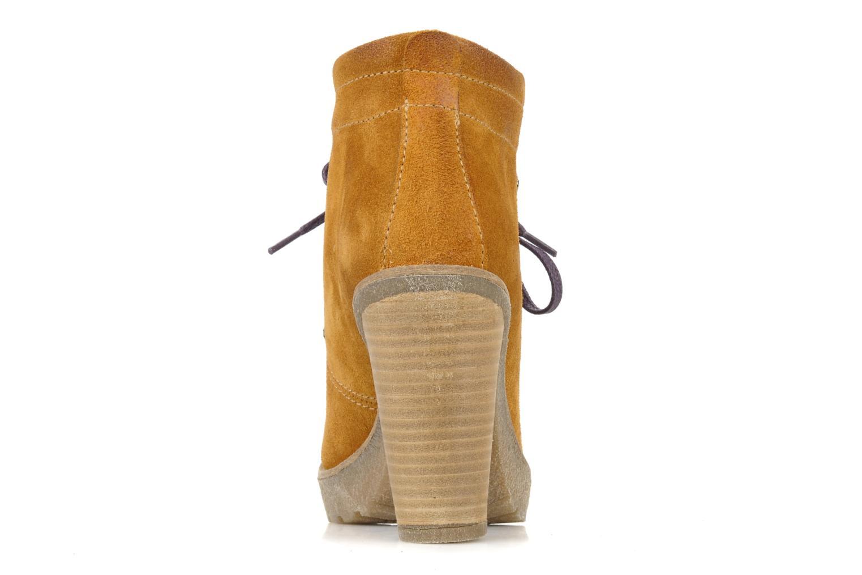 Bottines et boots Mikaela Elfort Marron vue droite
