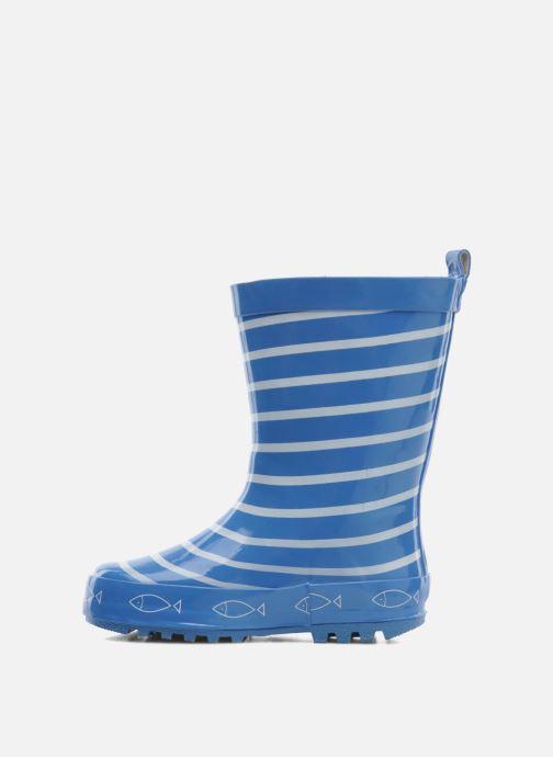 Stiefel Be Only Timouss blau ansicht von vorne