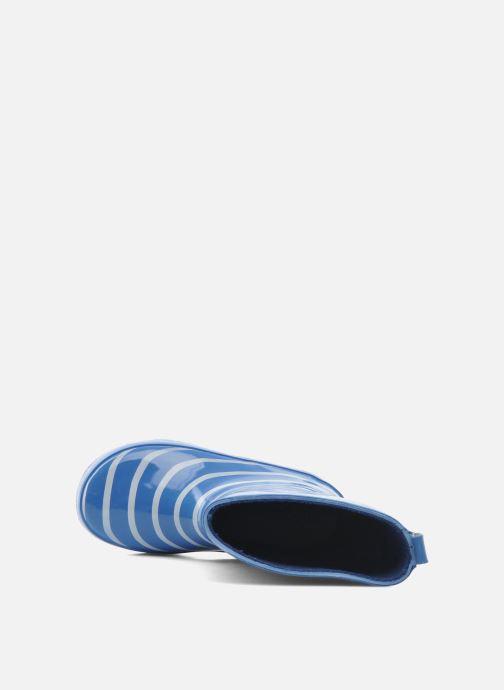 Botas Be only Timouss Azul vista lateral izquierda