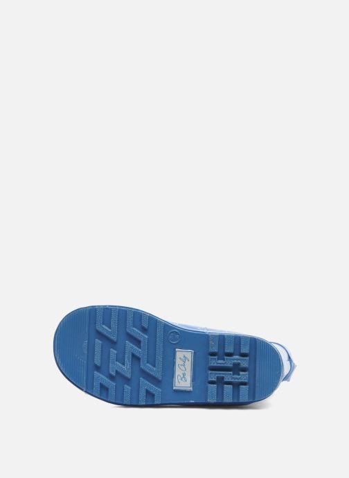 Botas Be only Timouss Azul vista de arriba