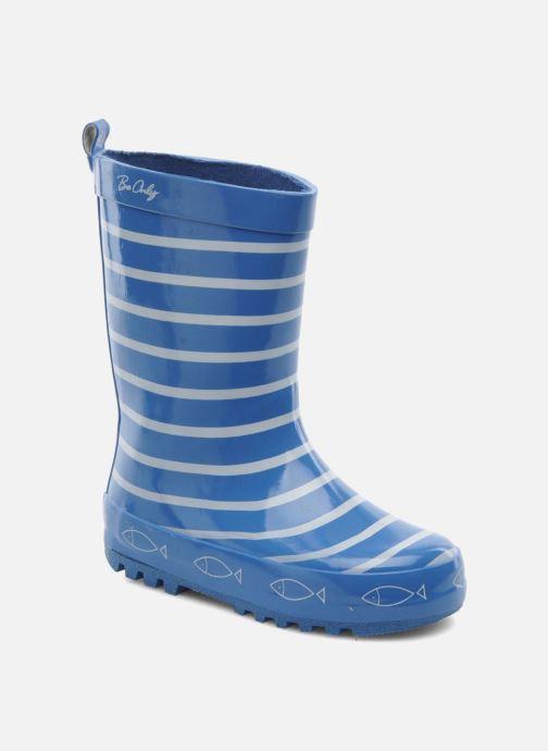 Laarzen Be Only Timouss Blauw detail