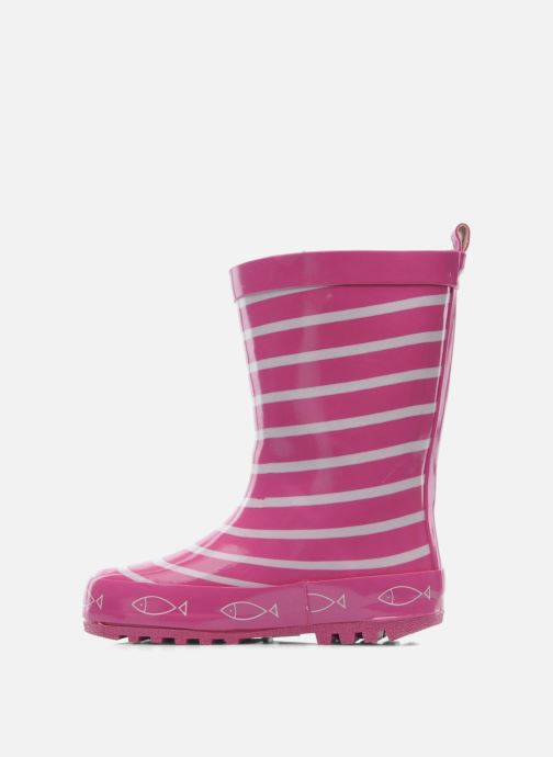 Boots & wellies Be Only Timouss Pink front view