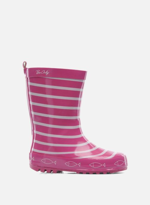 Boots & wellies Be Only Timouss Pink back view