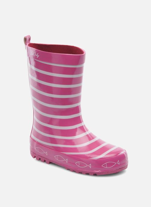 Boots & wellies Be Only Timouss Pink detailed view/ Pair view