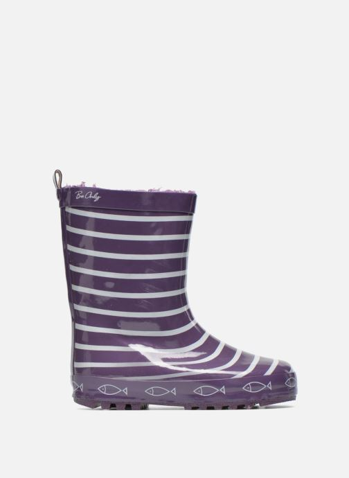Boots & wellies Be Only Timouss Purple back view