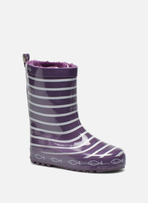 Boots & wellies Be Only Timouss Purple detailed view/ Pair view