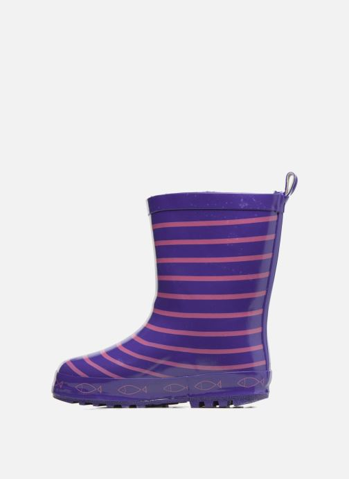 Botas Be only Timouss Violeta      vista de frente