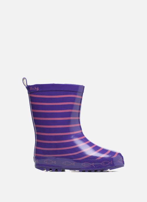 Botas Be only Timouss Violeta      vistra trasera