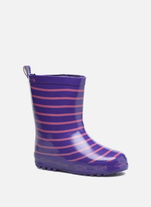 Støvler & gummistøvler Be Only Timouss Lilla detaljeret billede af skoene