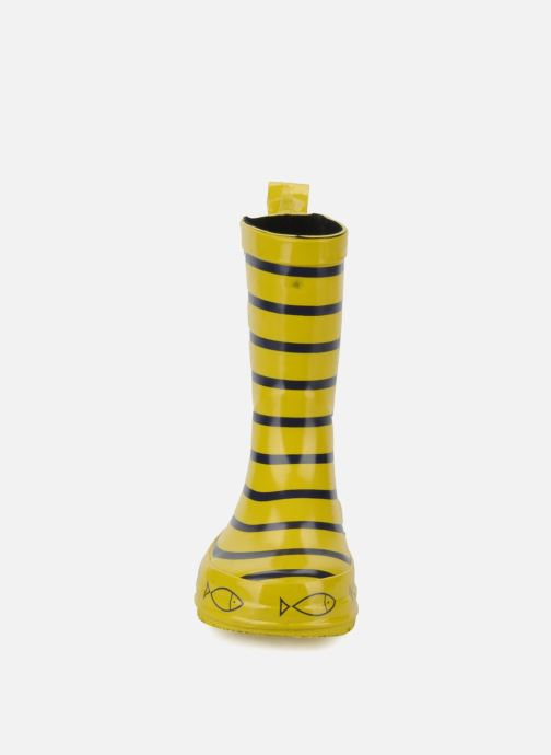 Stiefel Be Only Timouss gelb schuhe getragen