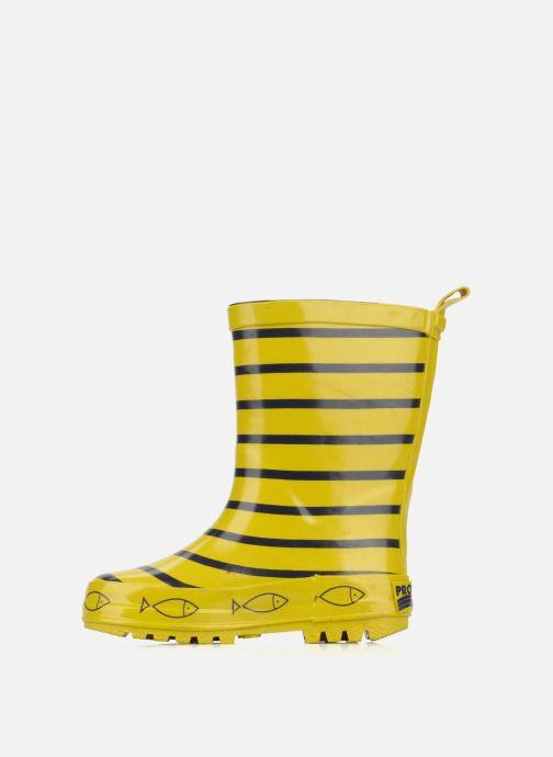 Stiefel Be Only Timouss gelb ansicht von vorne