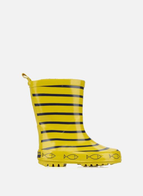 Boots & wellies Be Only Timouss Yellow back view