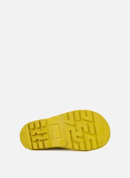 Stiefel Be Only Timouss gelb ansicht von oben