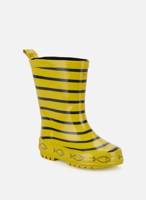 Støvler & gummistøvler Be Only Timouss Gul detaljeret billede af skoene