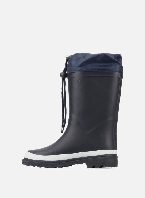 Stiefel Be Only Color Hiver blau ansicht von vorne