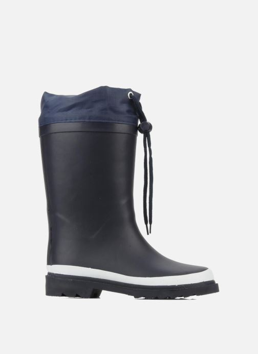 Botas Be only Color Hiver Azul vistra trasera