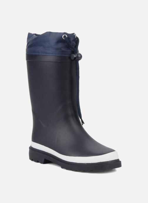 Boots & wellies Be Only Color Hiver Blue detailed view/ Pair view