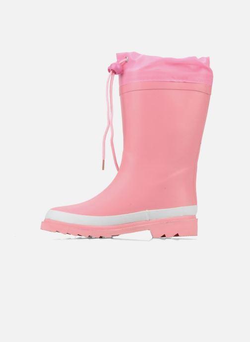 Støvler & gummistøvler Be Only Color Hiver Pink se forfra