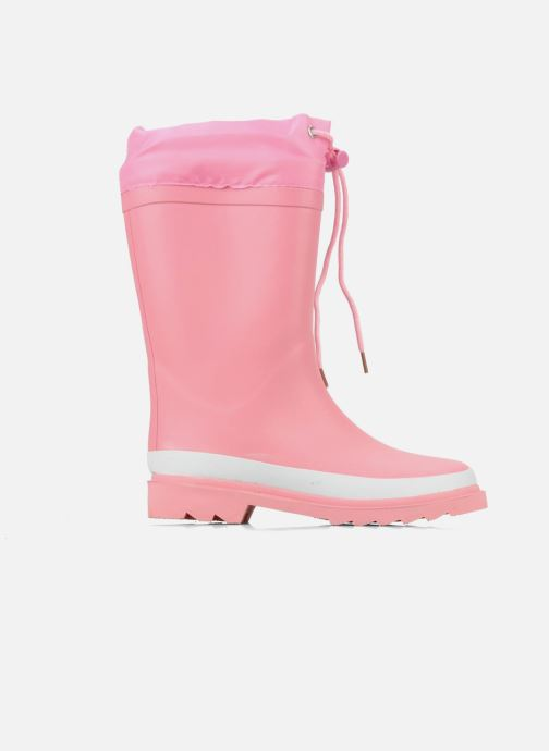 Stiefel Be Only Color Hiver rosa ansicht von hinten