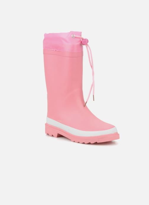 Boots & wellies Be Only Color Hiver Pink detailed view/ Pair view