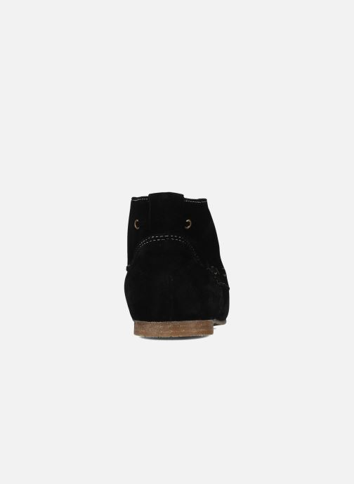 Sandals Jonak Charlotte Black view from the right
