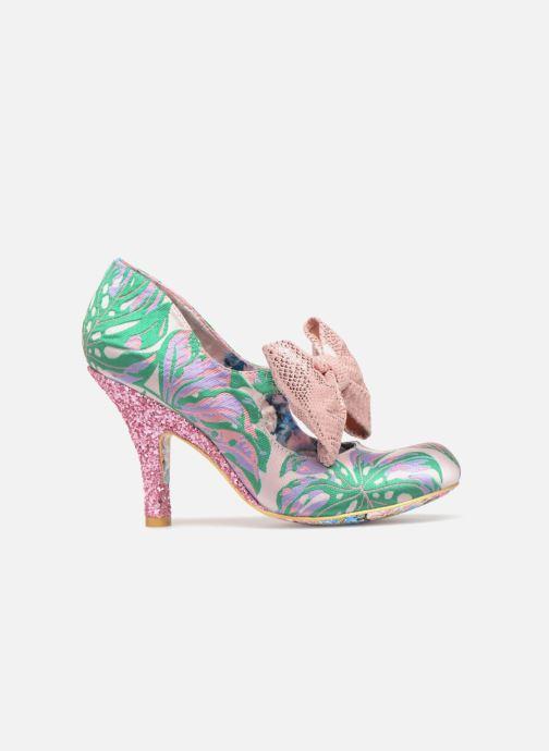 Zapatos de tacón Irregular choice Windsor Verde vistra trasera