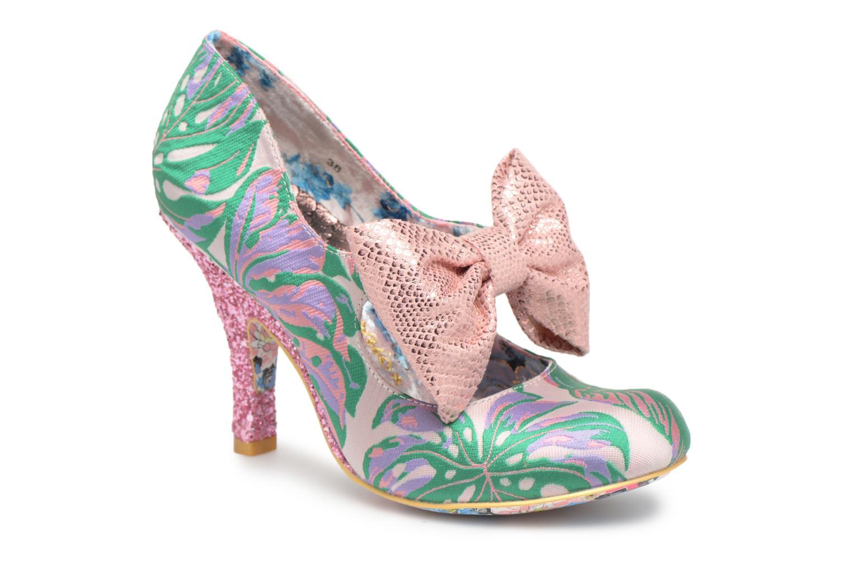 Irregular Choice Windsor (Vert) - Escarpins en Más cómodo Dernières chaussures discount pour hommes et femmes