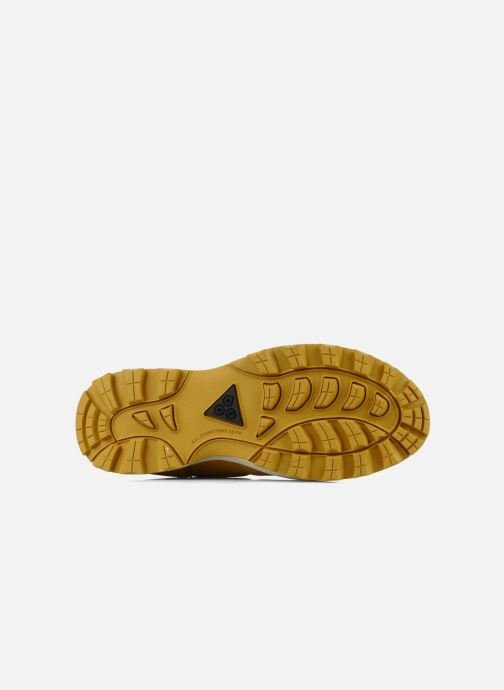 Ankle boots Nike Manoa leather Yellow view from above