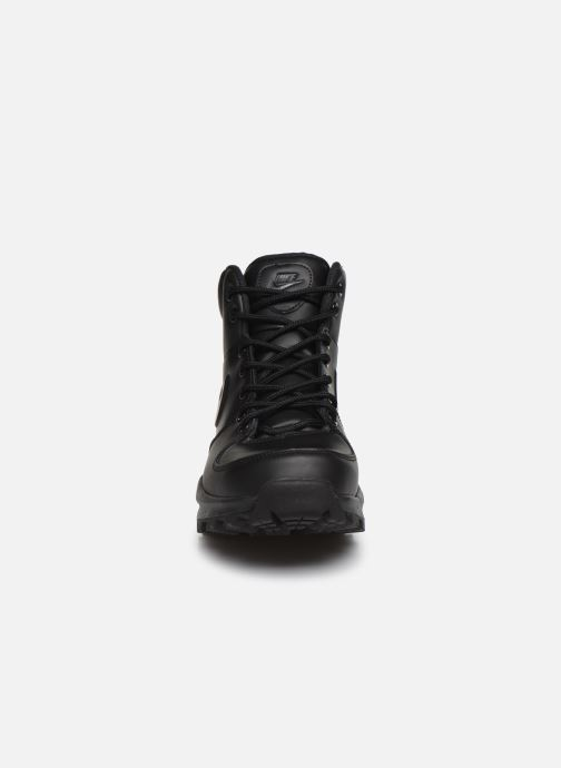 Botines  Nike Manoa leather Negro vista del modelo