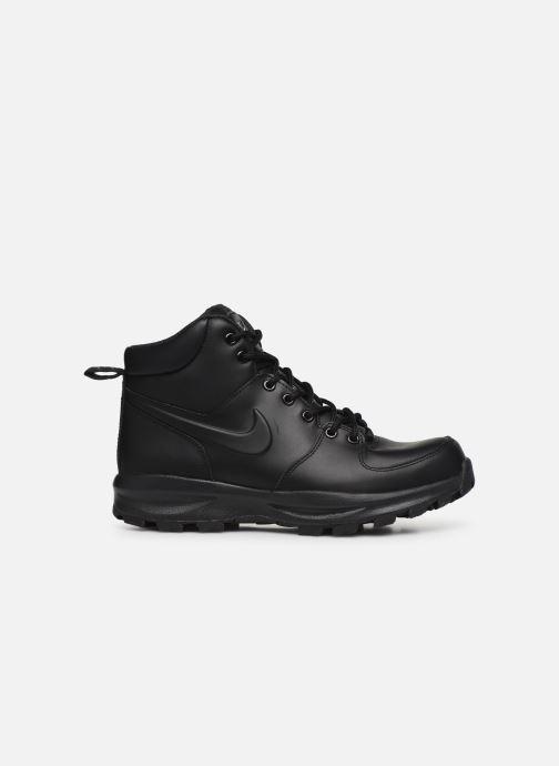Stivaletti e tronchetti Nike Manoa leather Nero immagine posteriore
