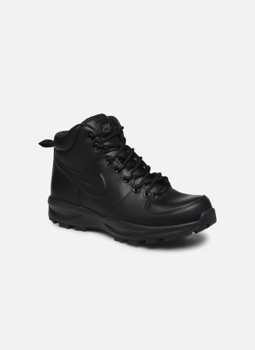 Botines  Nike Manoa leather Negro vista de detalle / par