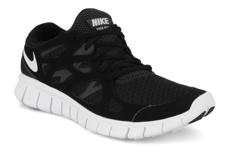 Nike Nike Chaussures free run+ 2 (Blanc) Chaussures Nike de sport chez Sarenza (75956) de95ea