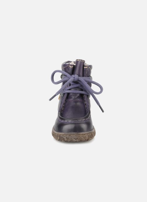 Ankelstøvler Bisgaard Loona Lilla se skoene på