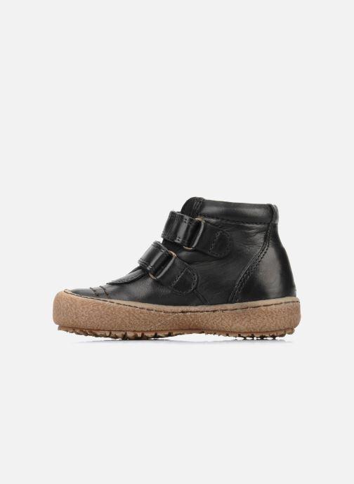 Schoenen met klitteband Bisgaard Gapaos Zwart voorkant